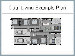dual living floor plans webinar fundamentals of house land duplex and dual living opportu