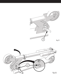 huffy bicycles 2 wheel scooter inline scooter pdf owner u0027s manual