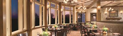 Circular Dining Room Hershey Harvest The Hotel Hershey