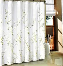 bathroom nice modern fabric shower curtain surprising beautiful
