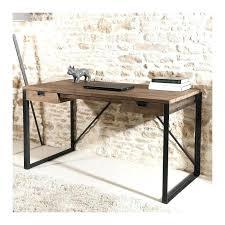 bureau bois recyclé bureau en teck bureau en bureau ancien en bois pas cher civilware co