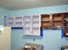Updating Laminate Kitchen Cabinets by Painting Laminate Kitchen Cabinets
