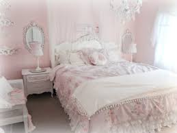 bedroom incredible light pink chic bedroom decoration using