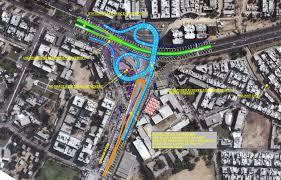 Orange Line Metro Map by Green Line Brts Route Map Karachi Infrastructure Development