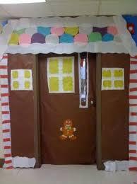 Frankenstein Door Decoration Welcome To Our Winter Wonderland Classroom Door Decoration