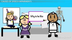 what is speech impairment definition causes u0026 characteristics