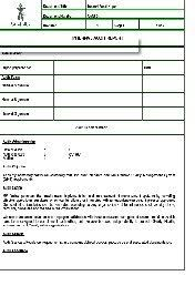 internal audit report sample templates buy sample templates