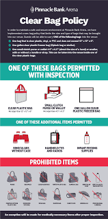 United Bag Policy Clear Bag Policy Graphic Final B25f2ea86f Png