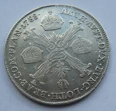 Tolar by Rakousko H Tolar 1795 Křížový František Ii