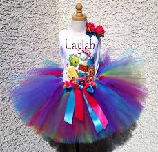 Ariel Clothes For Toddlers Girls Birthday Tutu