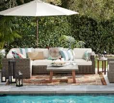 outdoor furniture patio furniture u0026 outdoor decor pottery barn