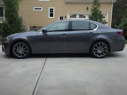lexus gs 350 awd 2013 lowered gs350 lux with rs r down springs clublexus lexus forum