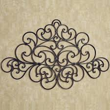 wall ideas discover tuscan metal wall art decorating ideas