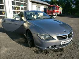 job lot amazing bmw 645ci and brilliant bmw 745i unfortunately