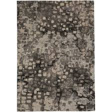 Charcoal Gray Area Rug 8 X 10 Large Charcoal Gray Area Rug Cosmic Cobblestone Rc