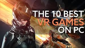 the 10 best vr games on pc youtube
