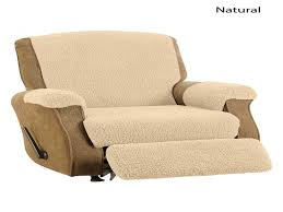furnitures recliner sofa covers unique slipcovers for reclining
