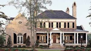 brick house plans building with brick house plans southern living house plans