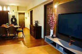 Japanese Inspired Apartment Interior By JF Decor  Engineering - Japanese apartment interior design