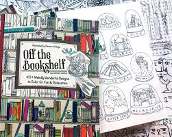 The Bookshelf Spoonflower Blog U2013 Design U0026 Sell Your Own Fabric Wallpaper And