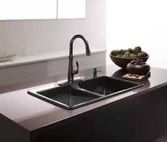 kohler k 5873 4 7 deerfield double bowl top mount kitchen sink