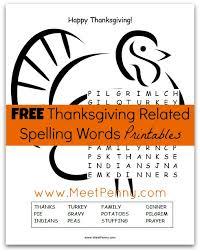 free thanksgiving unit study lesson plan and printables meet
