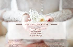 wedding packages wedding packages