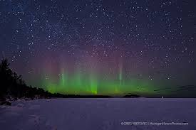 Northern Lights Forecast Michigan Heavy Space Weather Coronal Mass Ejections And The Northern