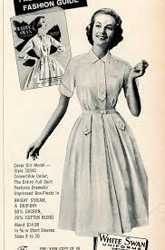 hair fashion smocks my vintage beautician smock bobby pin blog vintage hair and
