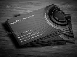 photographers business cards 17 best photography business card