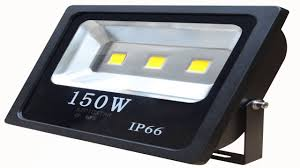 Outdoor Led Flood Lights by Le 150w Super Bright Outdoor Led Flood Lights 400w Hps Bulb
