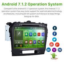 android 7 1 2015 2016 suzuki grand vitara radio replacement