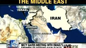 Middle East Map Labeled by 9 Things You U0027d Believe About World Geography If You Only Listened