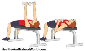 Bench Press Ups The Best Exercises To Firm And Lift Your