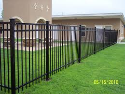 Decorative Outdoor Fencing Iron Fence Panels Brick Wrought Iron Fence Designs Wrought Iron