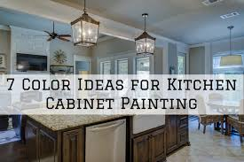 different color ideas for kitchen cabinets 7 color ideas for kitchen cabinet painting in harrisburg pa