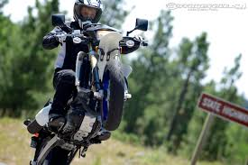 2013 suzuki dr z400sm first ride offroad motorcycles