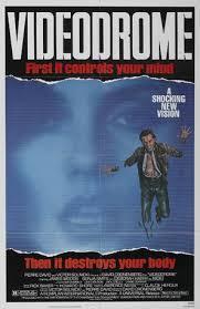 videodrome 1983 movie posters