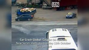 video cctv captures insane car crashes during winter independent ie