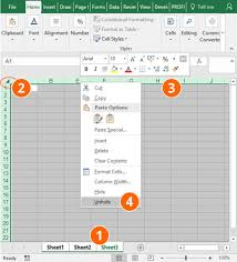 grouping u0026 hiding rows u0026 columns in excel everything you should