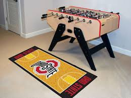 Ohio State Runner Rug Ohio State Ncaa Basketball Runner Ohio State
