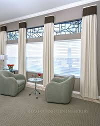 Valance Styles For Large Windows Best 25 Custom Window Treatments Ideas On Pinterest Custom