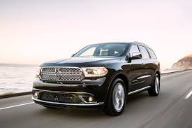 nissan durango 2015 2014 dodge durango first drive automobile magazine