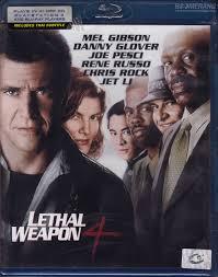 film blu thailand lethal weapon 4 1998 ร กก ส คนมหากาฬ 4 blu ray boomerangshop