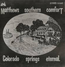 Southern Comfort International Review 45cat Matthews Southern Comfort Colorado Springs Eternal A