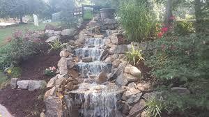 Backyard Pondless Waterfalls by Pondless Waterfalls Design U0026 Construction 770 366 8443