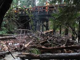 Leach Botanical Garden Leach Garden Bridge Closed For Repair East Pdx News
