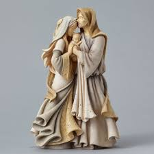 enesco foundations 4047697 holy family masterpiece walmart com