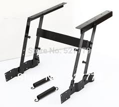 lift up coffee table mechanism with spring assist foldable lift up top coffee table lifting frame mechanism spring