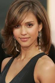 hairstyles for small foreheads with oval faces google search